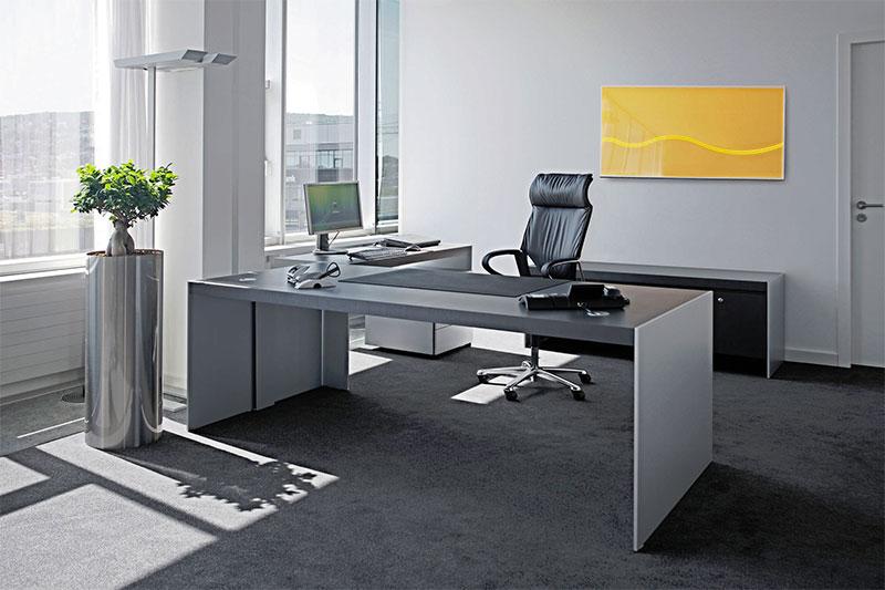 Stilrent kontor
